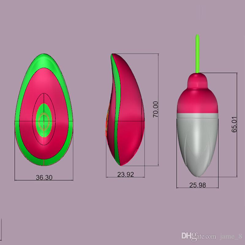 Powerful 10-Speeds Remote Control Love Jump Eggs for Woman G spot Vibrators Massager Vagina Sex Vibrating Egg Sex Toys For Women