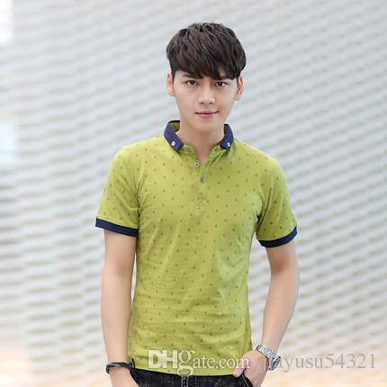 Hot Summer T-shirts Men T Shirts 2018 Famous Brand Fashion New Fashion T-shirt Cotton Printing Mens Tops Tees 5614