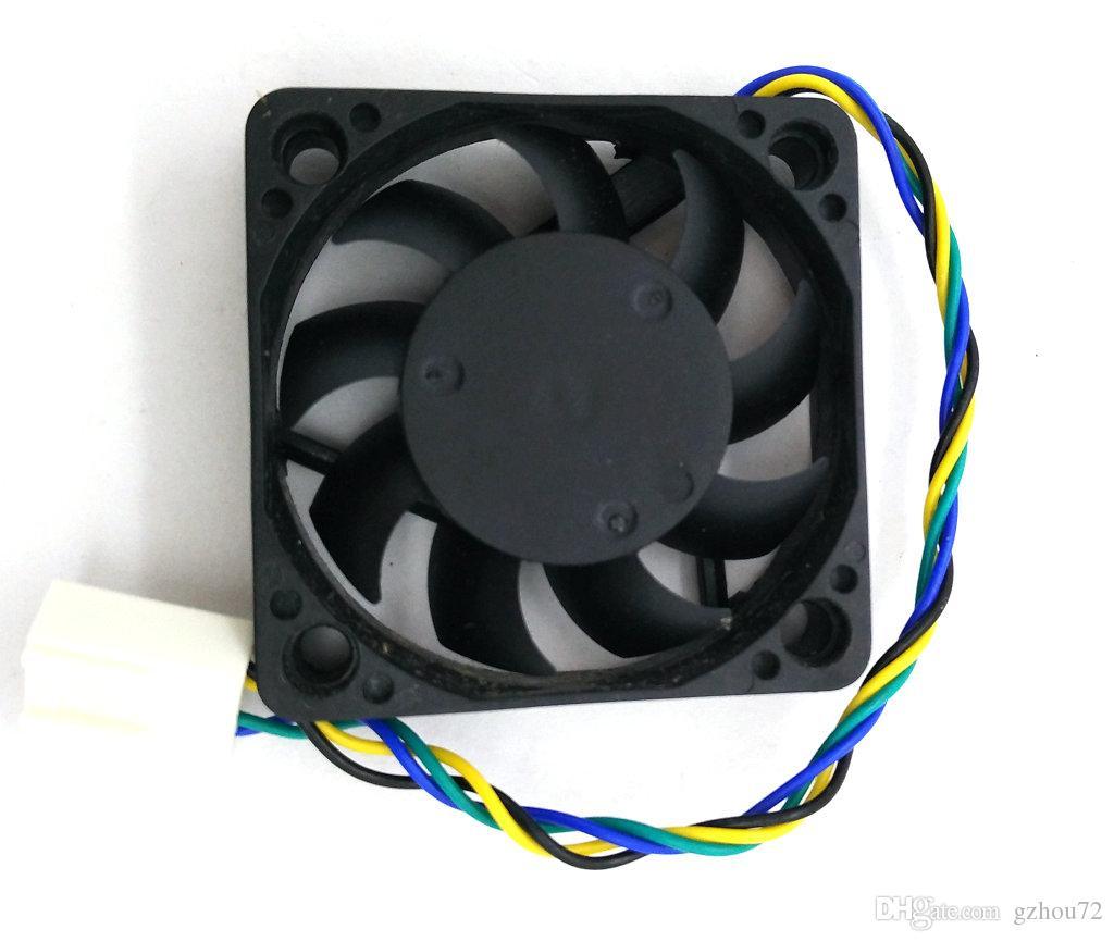 Nueva original EVERFLOW R124010BM DC12V 0.12A Rodamiento de bolas 40x40x10MM Computer cooling fan