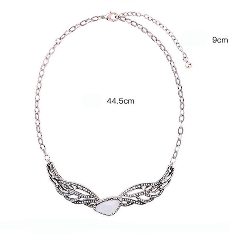 1ed95fd56c20 Compre Choker Collares Gargantilla Para Las Mujeres De Cristal ...