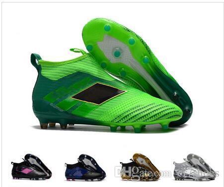Purecontrol De Hautes Fg Ag Sans Ace 1Bottes 17 17 Pour Hommes Cheville Football Chaussures E9IDW2YH