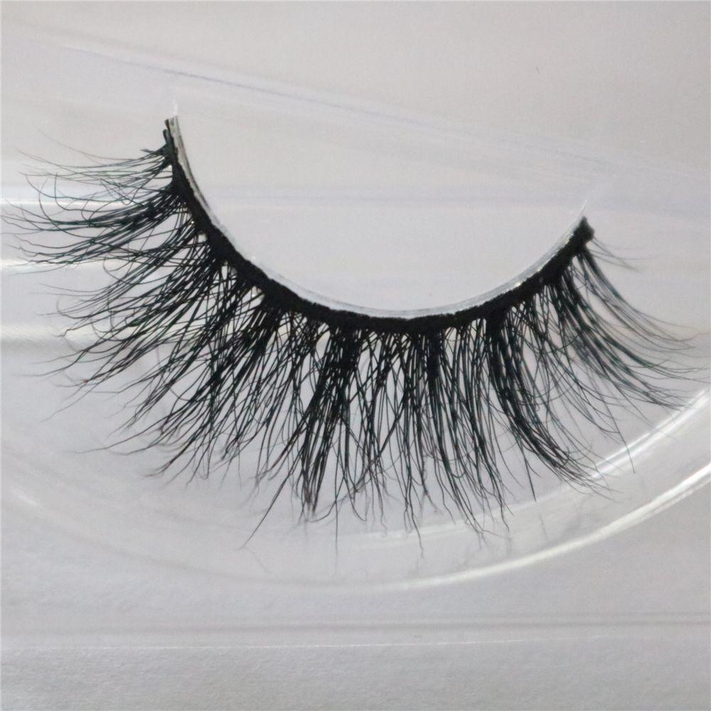 Mink False Eyelashes Classic Collection Upper Lashes Natural