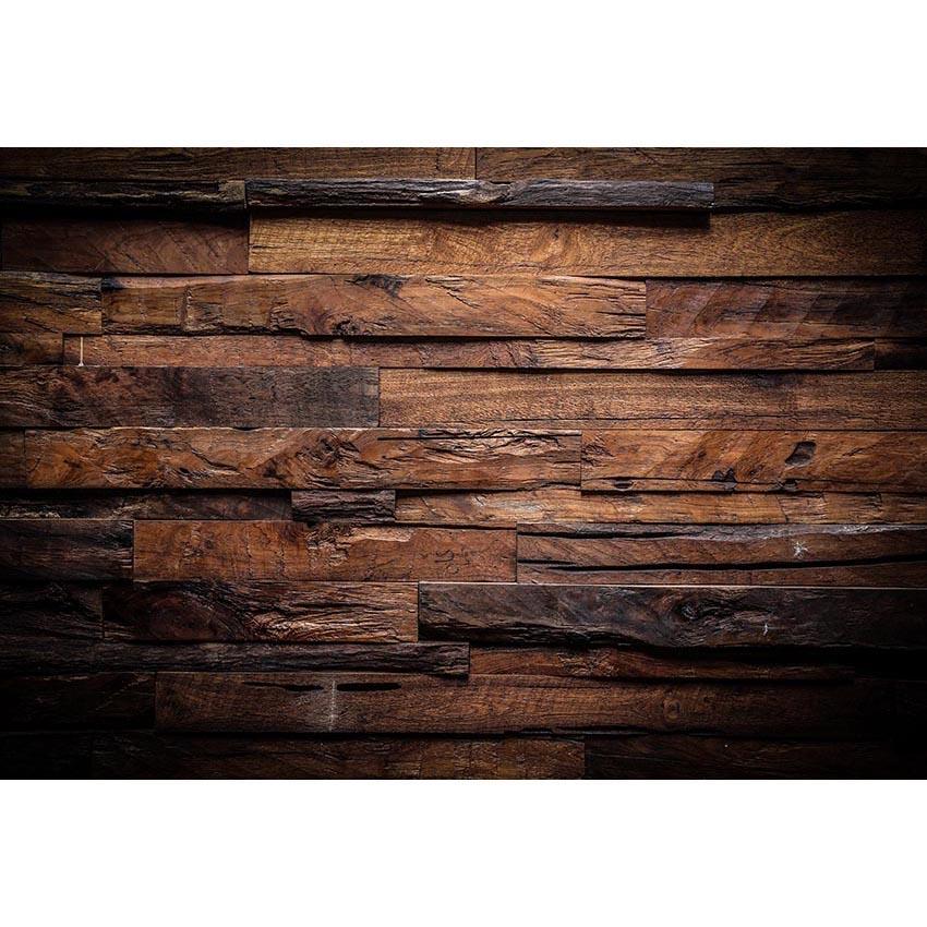 Acheter Retro Vintage Brown En Bois Toile De Fond Pour Nouveau Ne