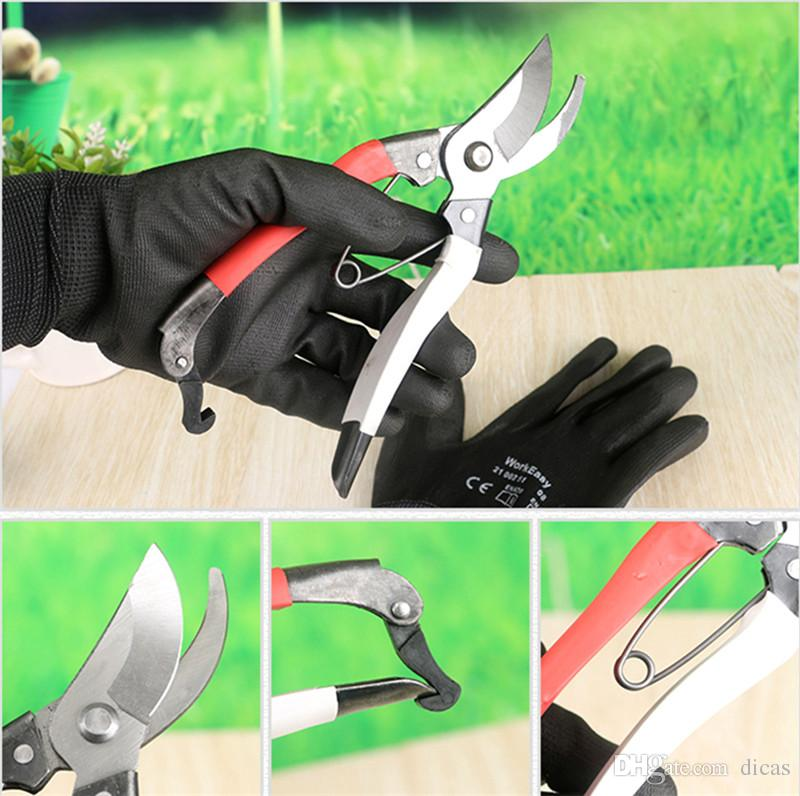 gardening 8 inch fruit tree pruners branches cutting tool tree scissors fast shears pruning scissors hedge shears cutter