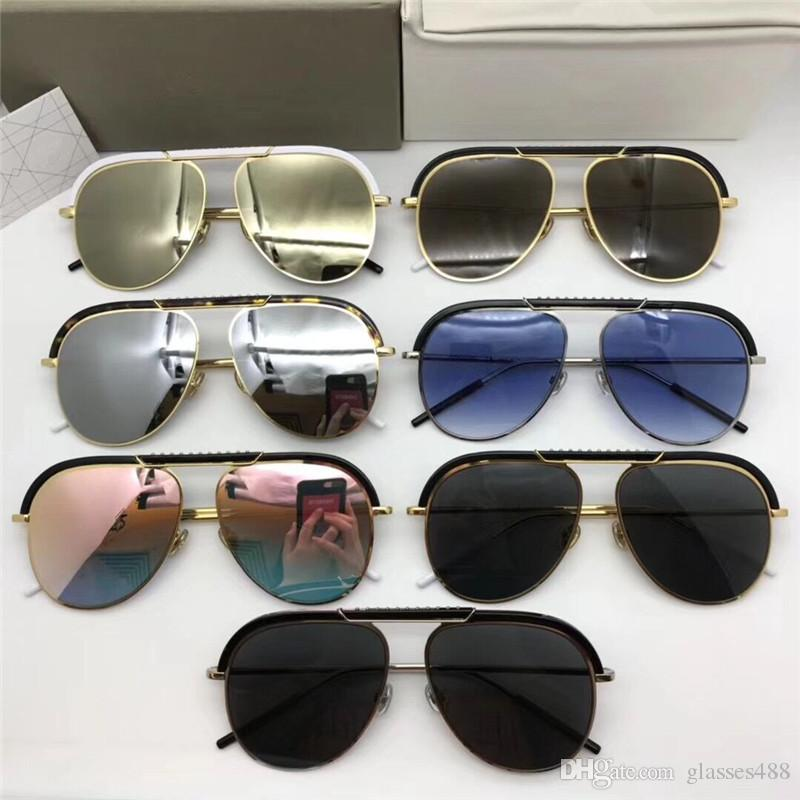 08cc31f617 Hot Sale Outdoor Tourism Sunglasses For Mens Womens Cool Female Sunglasses  High Quality Circular Style With Best Case Box Online Eyeglasses Discount  ...