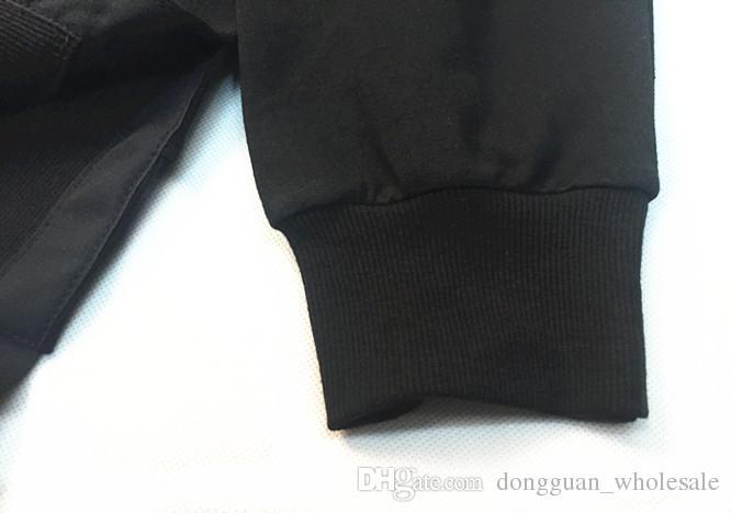 Maglione con cappuccio Magia Abbigliamento casual Uomo e donna Cappotto Marea 2018 Nero S M L XL XXL Felpe con cappuccio da uomo di alta qualità