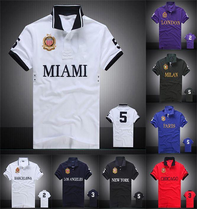 b088bdb77 Poloshirt Solid Polo Shirt Men Luxury Polo Shirts Long Sleeve Men s Basic  Top Cotton Polos For Boys Brand Designer Polo Homme