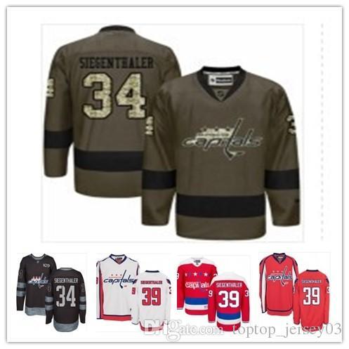 2018 2018 Washington Capitals  34 Jonas Siegenthaler Jersey Men  Women   youth men S Baseball Jersey Majestic Stitched Professional Sportswear From  ... cfc58ffe8
