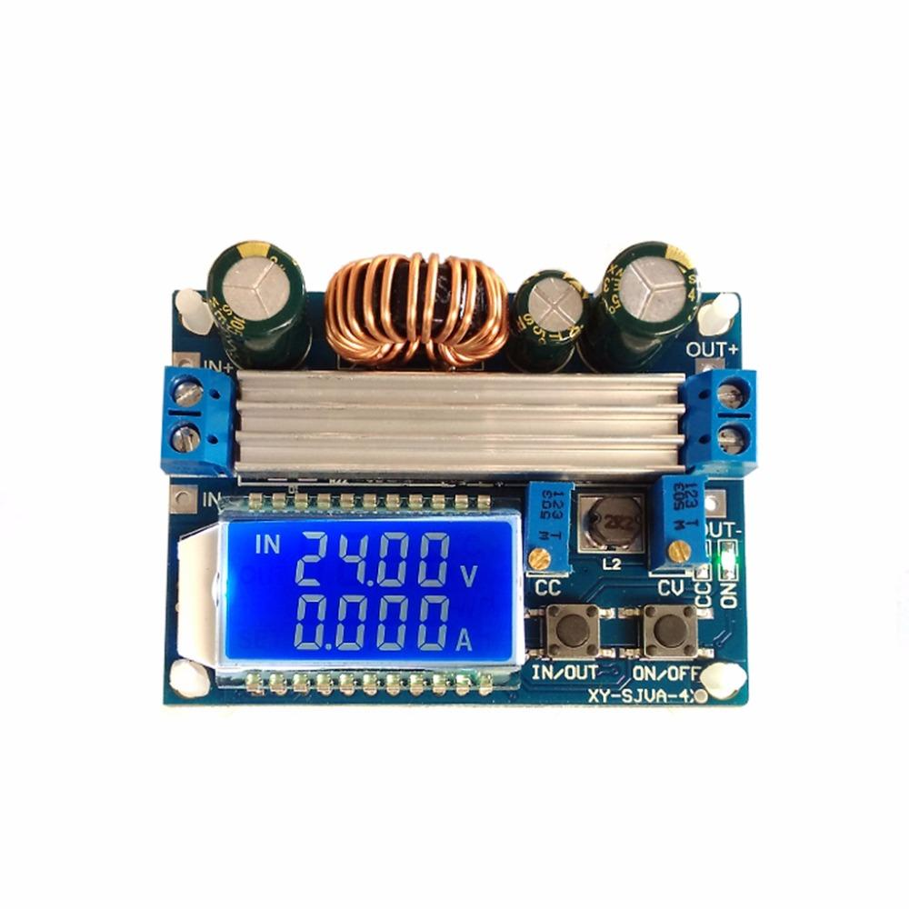 2018 4a Buck Boost Converter Module Adjustable Board With Circuit Lcd Display From Herbertw 318
