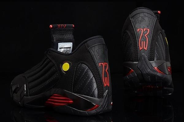 Toptan Casual Klasik XIV Son Vurdu Siyah / Varsity Kırmızı-Siyah Online Satış Çin'den Ayakkabı Kutusu Ile Gel