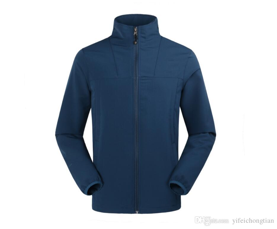 39f162324a Men S Waterproof Breathable Softshell Jacket Men Outdoors Sports Coats  Women Ski Hiking Windproof Winter Outwear Soft Shell Jacket Style Jacket  Coat For ...