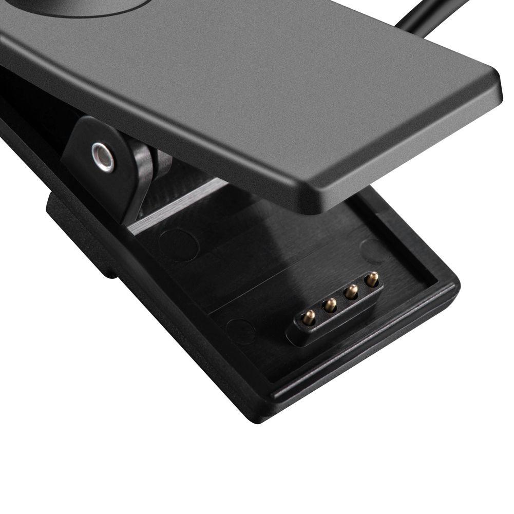 Siyah 1 m USB Kablosu SUUNTO TRAVERSE İzle Serisi Için Şarj Klip Şarj Kablosu