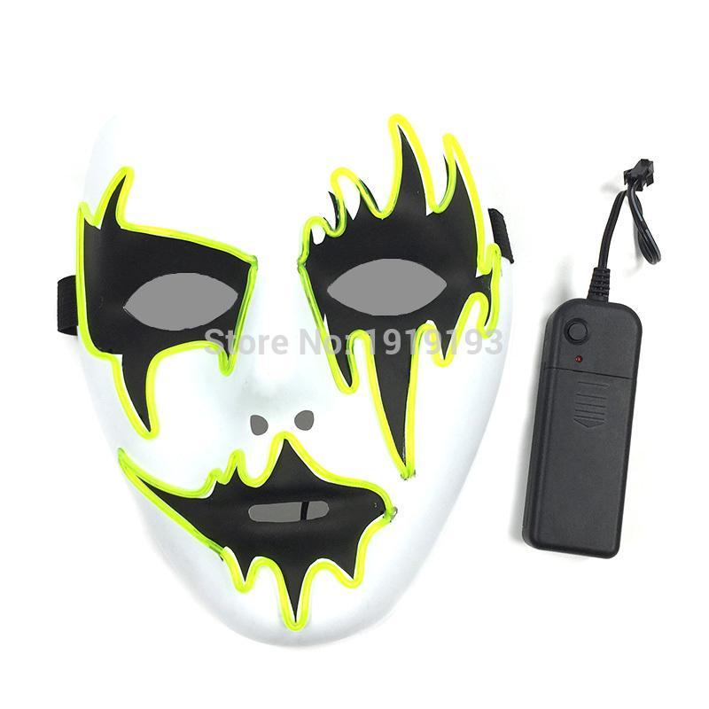 Atmosphère Masque Masquerade Décor 20 Aractif Noël Pcs Tubes Mystérieux Led El Fil De Lumière Néon Ampoules Lampe qVpSzMGU