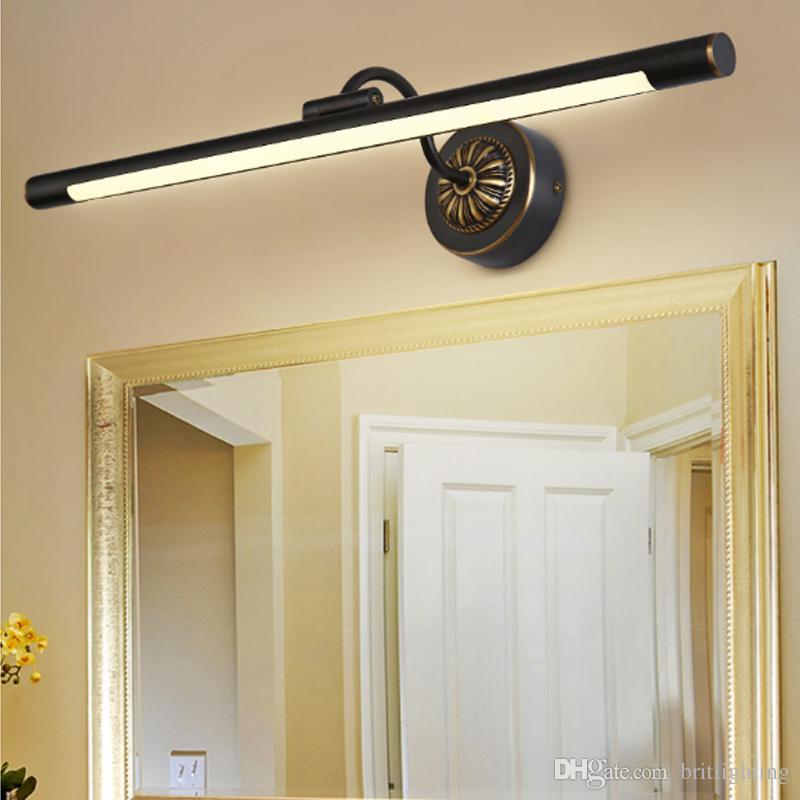 Kommode spiegel scheinwerfer bad wc spiegel led wandleuchte waschraum  kabinett lampe spiegel wandleuchte toilette wandleuchte studie lesen lampe