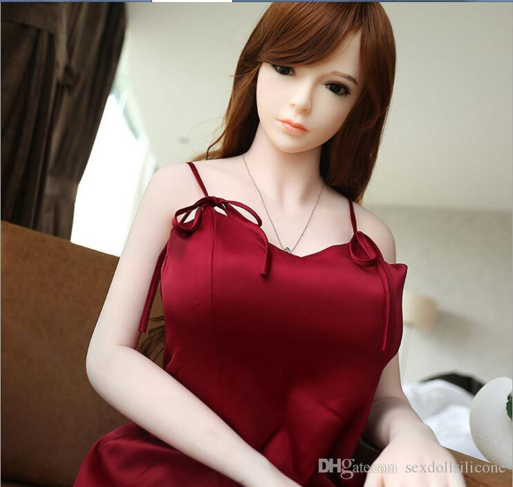 Sexy toys japanese real silicone sex doll realistic vagina lifelike love doll adult male masturbation oral sex dolls for men