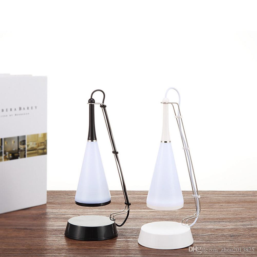 Acheter Touch Led Lampe De Table Rechargeable Dimmable Night Light