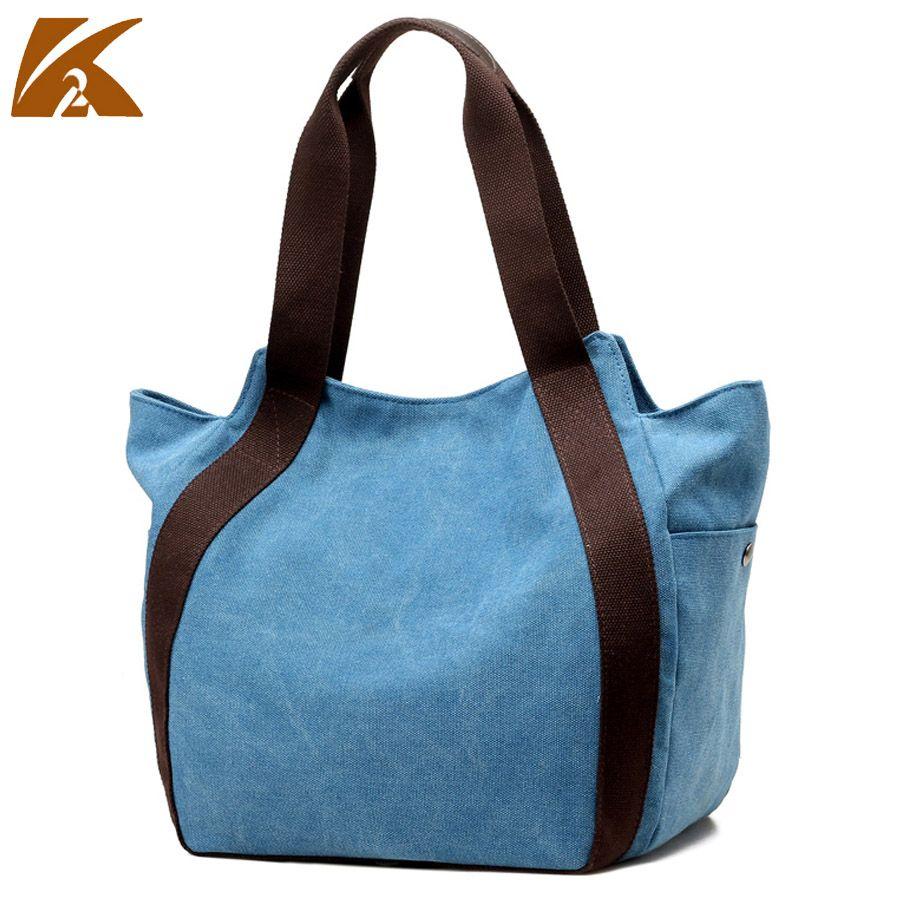 e8987c0187e4 Large Woman Cotton Canvas Tote Bag Womens Summer Bag For Girls Fashion Women  Handbags Messenger Bags Ladies Vintage Shoulder Designer Bags Wallets For  Women ...