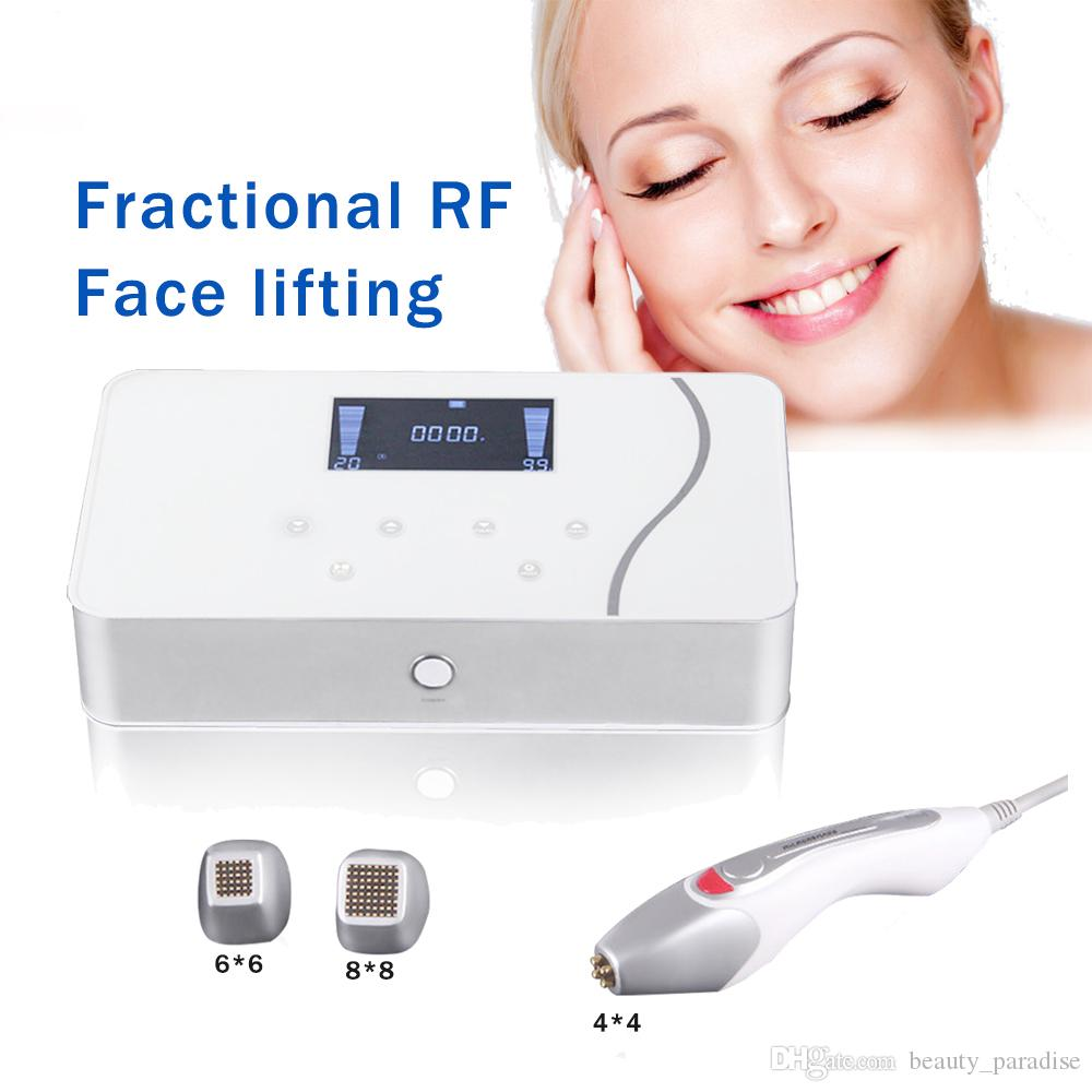 Toiletry Kits Intelligent Fractional Rf Machine Thermage Radio Frequency Face Lift Skin Tightening Wrinkle Removal Dot Matrix Rf Machine