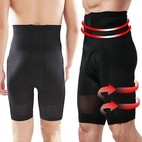 d2f6e1bf4e Men High Waist Trainer Bodysuit Slimming Body Shaper Shorts Slim Fit Pants  Aliexpress Aliexpress.com Online Shopping Online with  39.79 Piece on  Hongzhang s ...