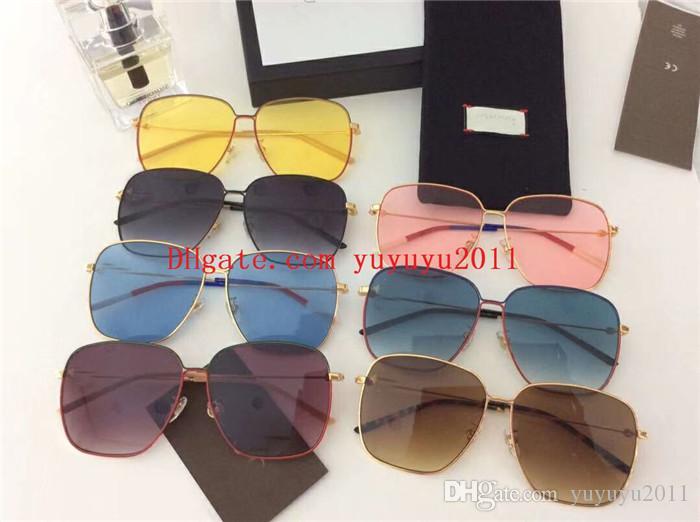 74b99bd17f9 2018 New Top Quality Luxury Brand Designer Sunglasses for Women GCCC ...
