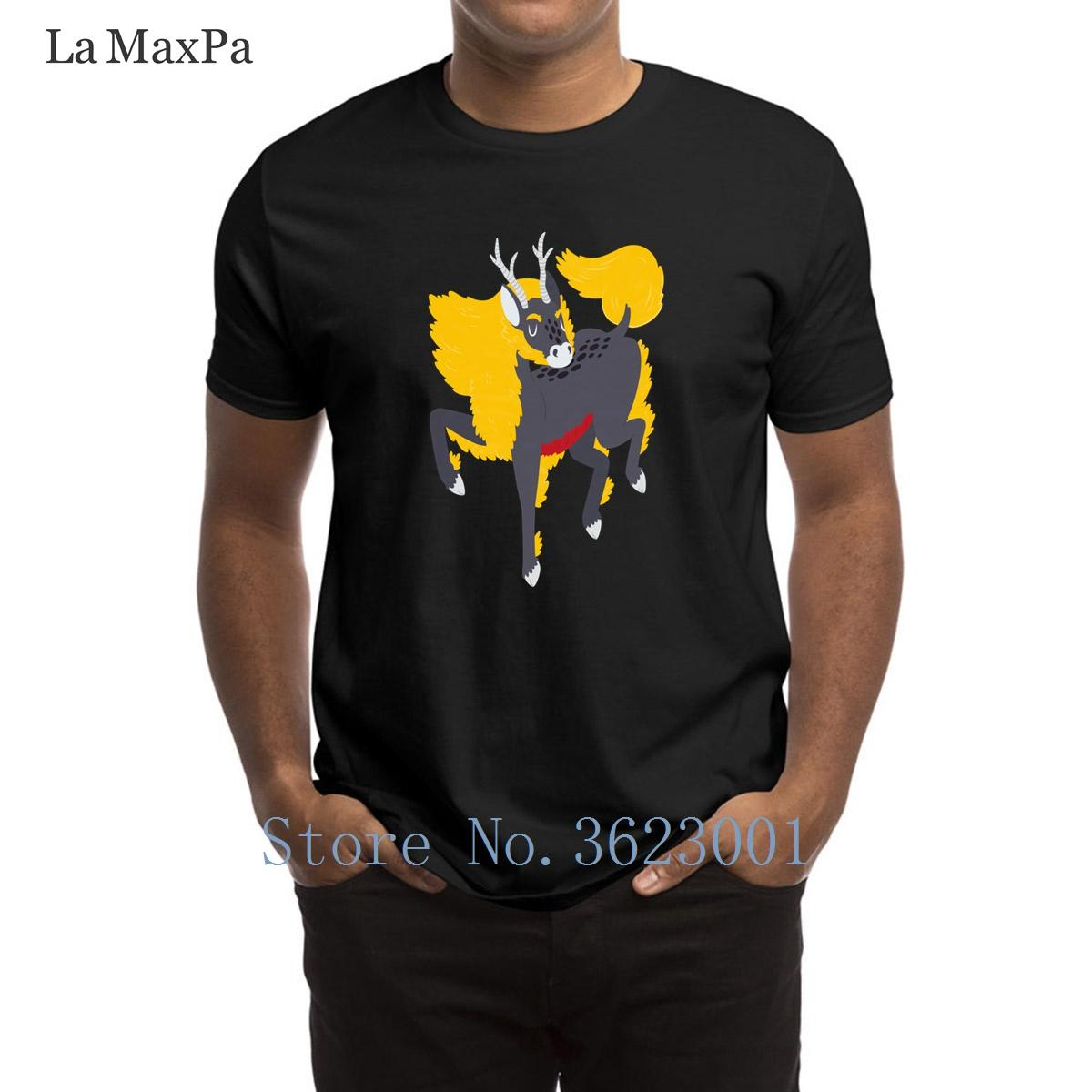 5ece0b5f8c5c14 Acquista Stampato Famiglia T Shirt Uomo Yokai Kirin Maglietta Uomo Famiglia  Vestiti Tee Shirt Uomo Divertente Grandi Taglie Maglietta Uomo Fitness A  $16.15 ...