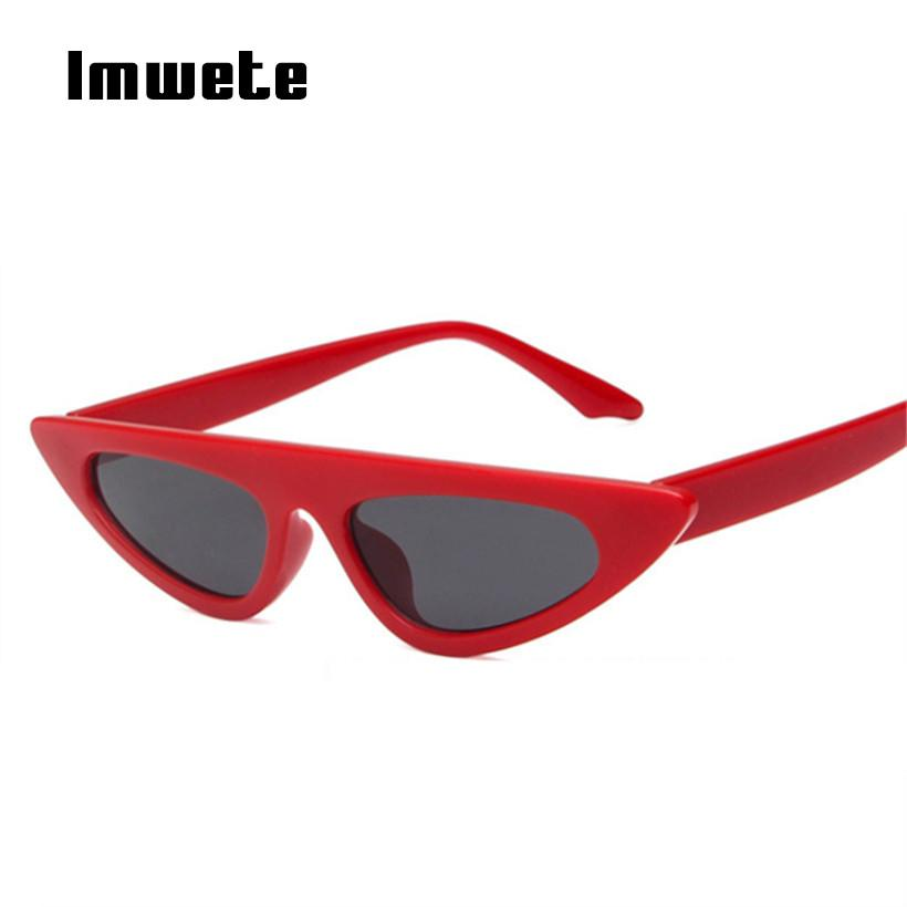 3f040e916e2d7 Imwete VIntage Cat Eye Sunglasses Women Luxury Brand Designer Retro Sun Glasses  Red Black Eyeglasses Female Eyewear UV400 Glasses Online Polarized ...