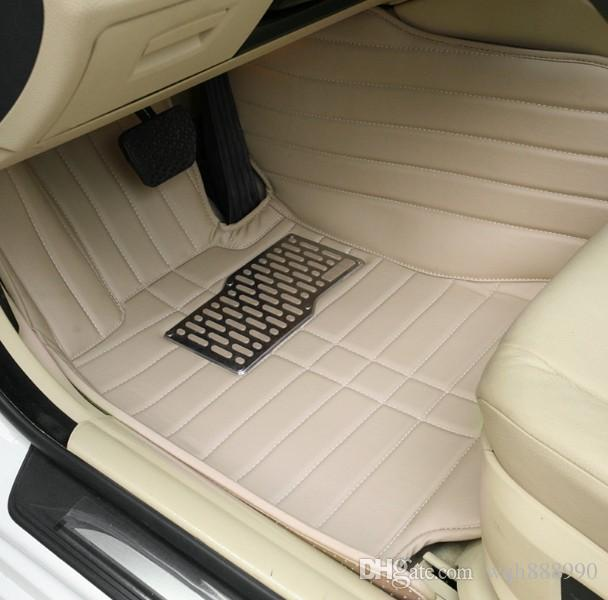 2019 Custom Made Car Floor Mats For Audi A6 C5 C6 C7 A4 B6 B7 B8