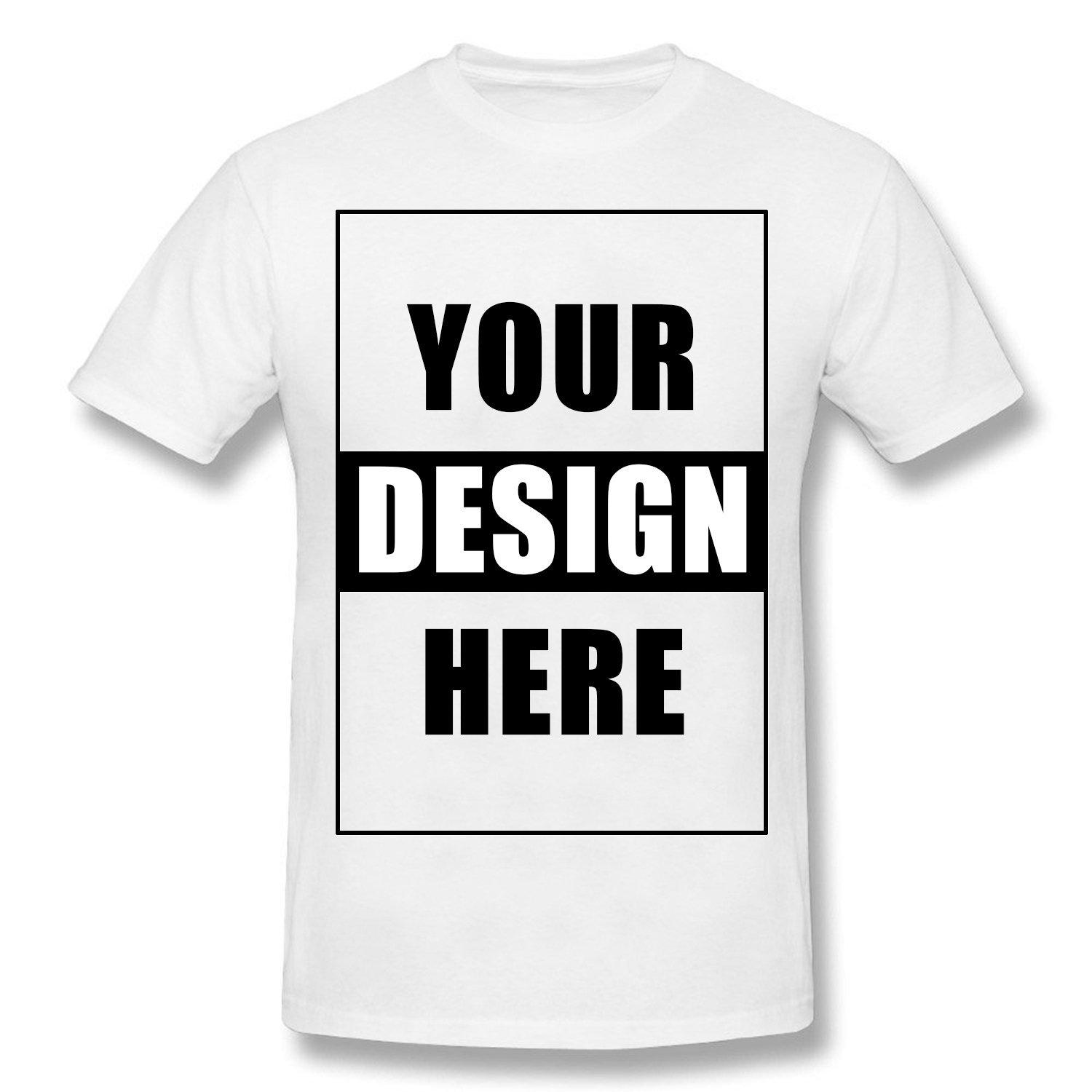 65b04f9d2b9 Men S Personalized Custom Text Or Picture Printed Cotton T Shirt Long  Sleeve Tee Shirts Design Your Own T Shirts From Carmarstore