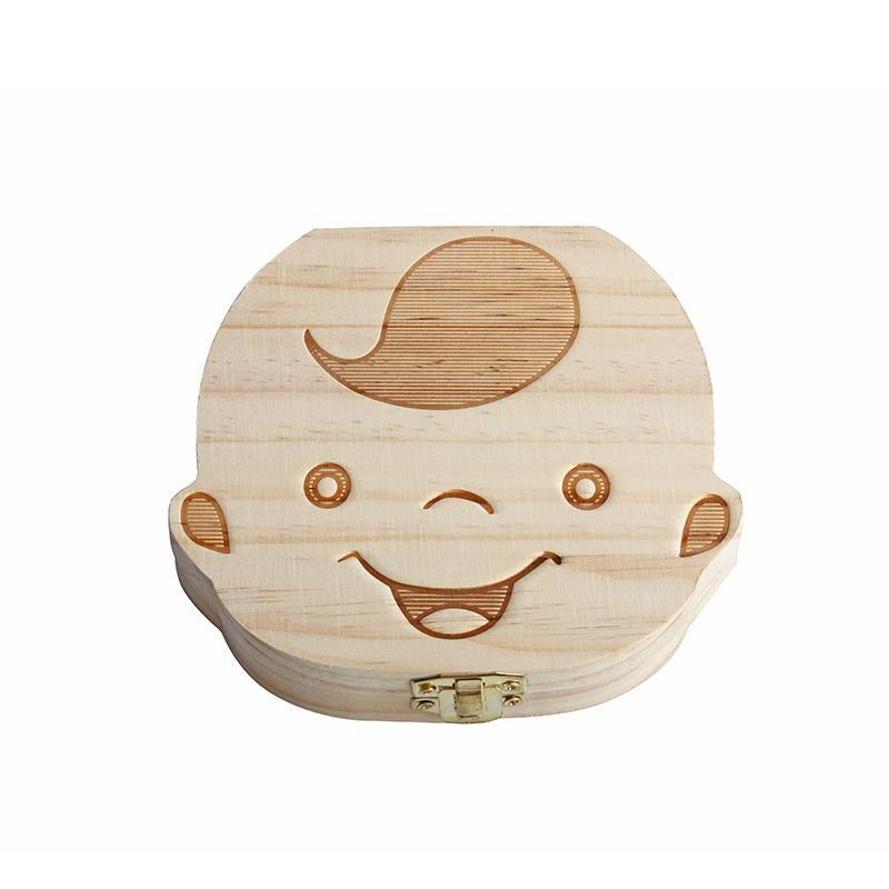 Acheter Boîtes De Rangement En Bois Pour Bébé, Fille, Garçon ...