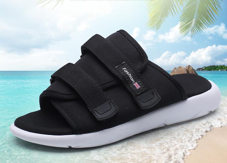 e85c244db50f1 2018 Hight Slippers Men S Summer 2018 Beach Sandals Men S Casual And Deep  Magic Stick Men S Shoes Mens Sandals Reef Sandals From Outdoorsportsgoods