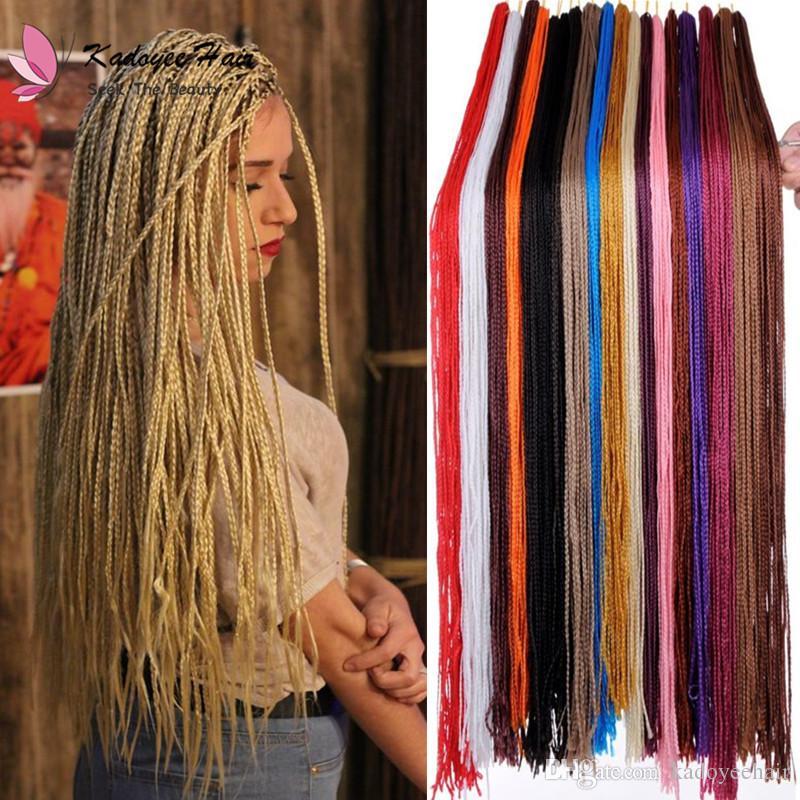 Longest Hair Size 30inch Synthetic Zizi Crochet Braids Hair