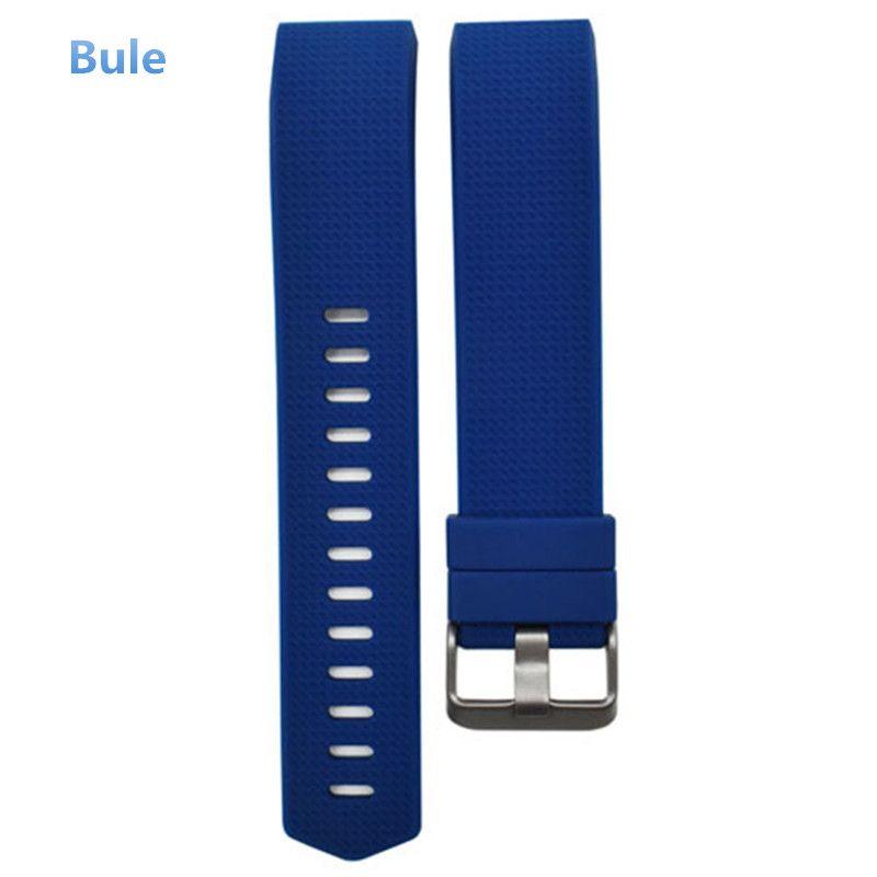 Для Fitbit Charge 2 наручные носимые силиконовые часы ремни группа для Fitbit Smart Watch замена спортивный браслет 15 цветов
