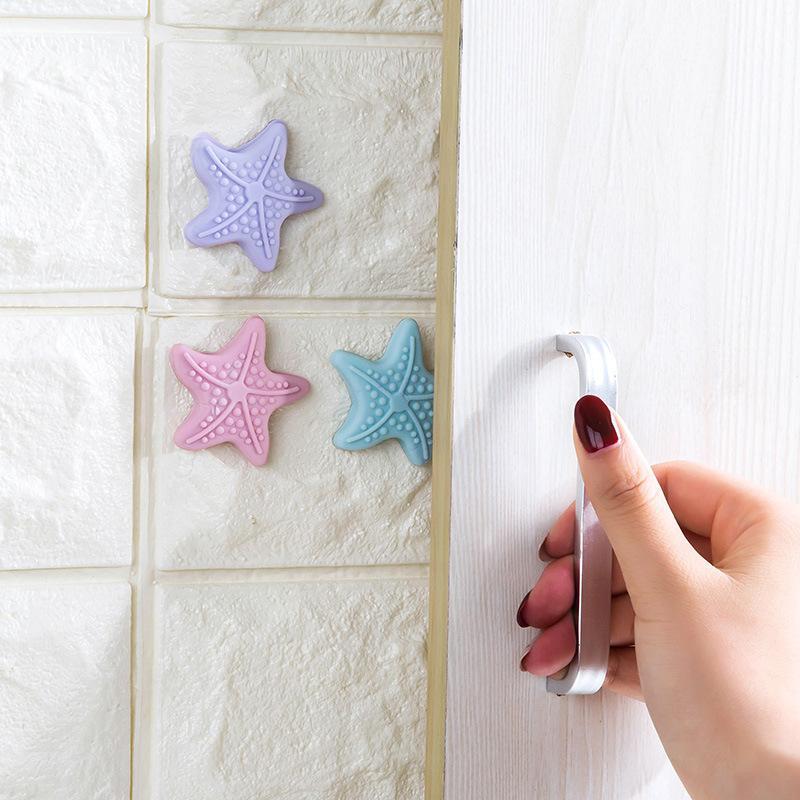Safety Equipment Rubber Door Stop Stoppers Safety Keeps Doors From Slamming Prevent Finger Injuries Gates Doorways