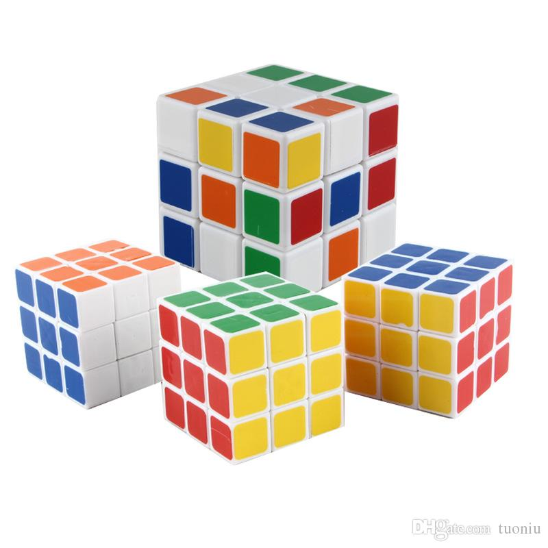 55cm Mini 3x3x3 Puzzle Cube Magic Rubik Game Learning Educational Good Gift Toy Decompression Toys Solve Rubix