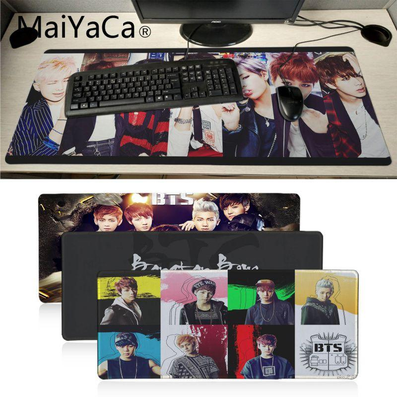 Computer Peripherals Maiyaca Large Japan Anime Fashion Mouse Pad Mat Gamer Gaming Mousepad Keyboard Table Decorate For Tablet Pc Internet Bar 30x90cm Consumers First Computer & Office