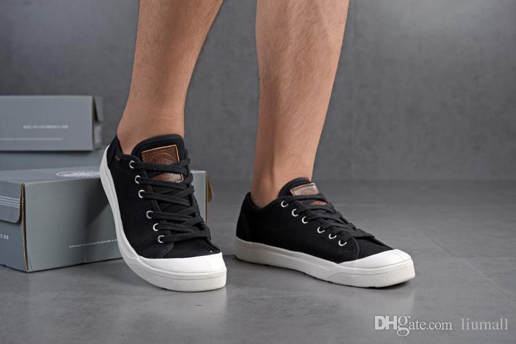 PALLADIUM 3 Color fashion outdoor Sneakers Comfortable and breathable Canvas Casual Shoes Men women's Casual Shoes Eur Size 35-45 really sale online free shipping very cheap store cheap price cheap sale pick a best xBM9Cfh