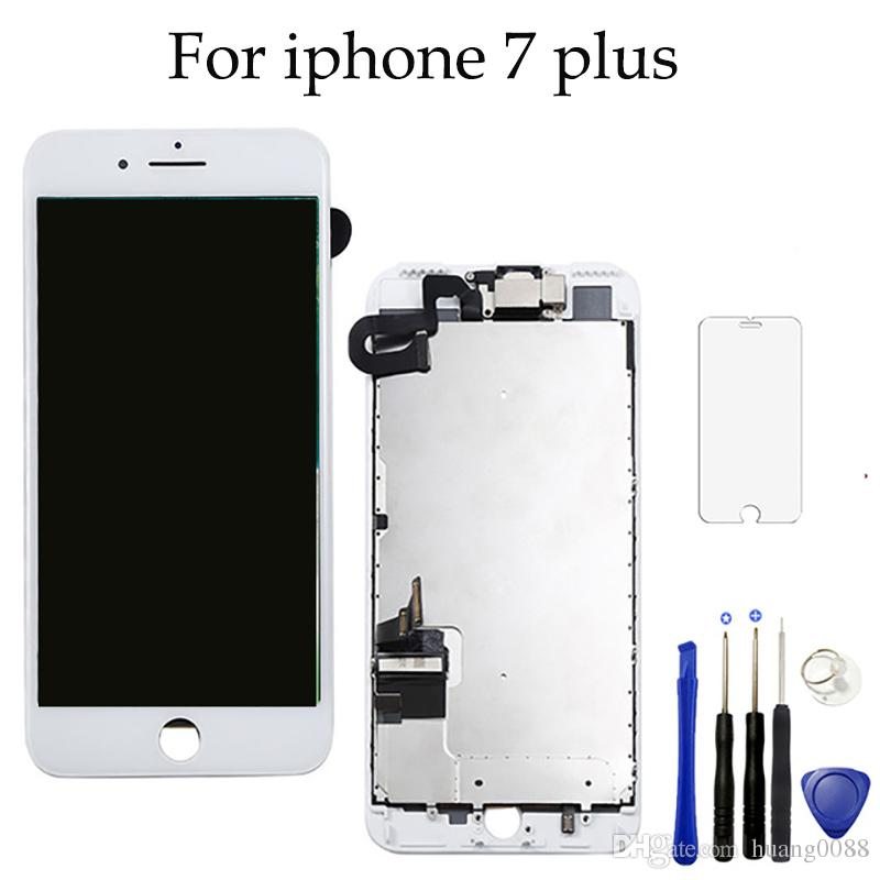 e4db6774b60 Hot-Truth Full Assembly For IPhone 7 Plus LCD Display Touch Screen ...