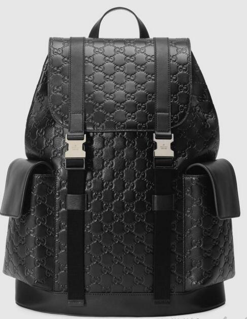 Signature backpack 473880 Men Backpacks
