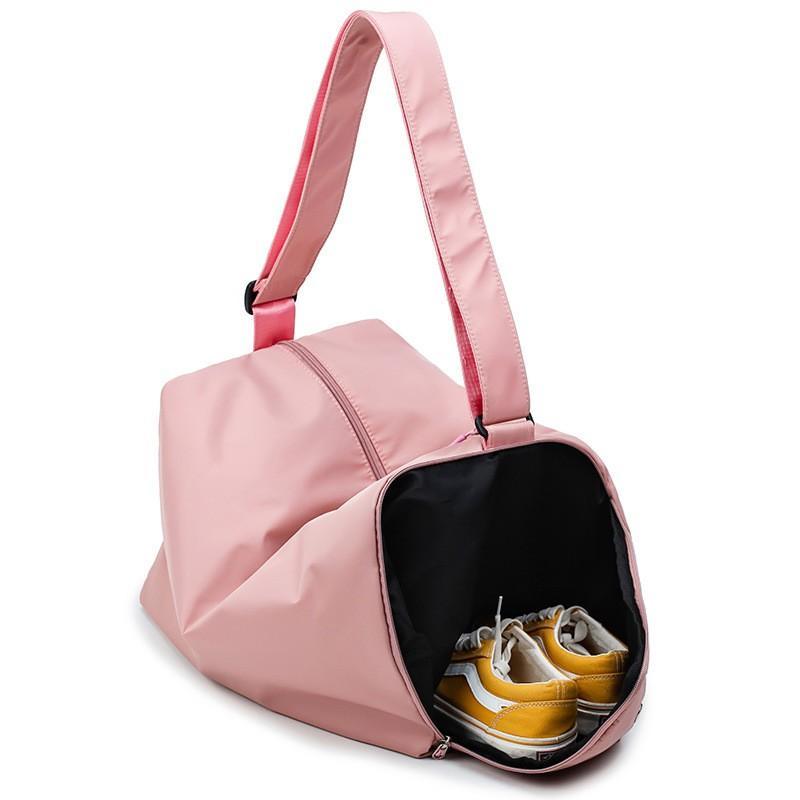 2019 2018 Yoga Mat Bags Gym Tas For Shoes Fitness Sac De Sport Sports Bag  Women Men Training Gymtas Bolsa Handbags From Ekuanfeng 058ddeb5db2de