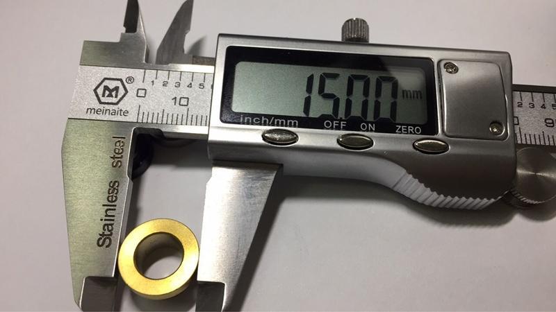 Yeni Adaptör 810 Için 510 Metal Malzeme Bağlayıcı Bükme Adaptör Fit RDA RDTA TANKı Damla İpucu Isı Yalıtım Yüksek Kalite