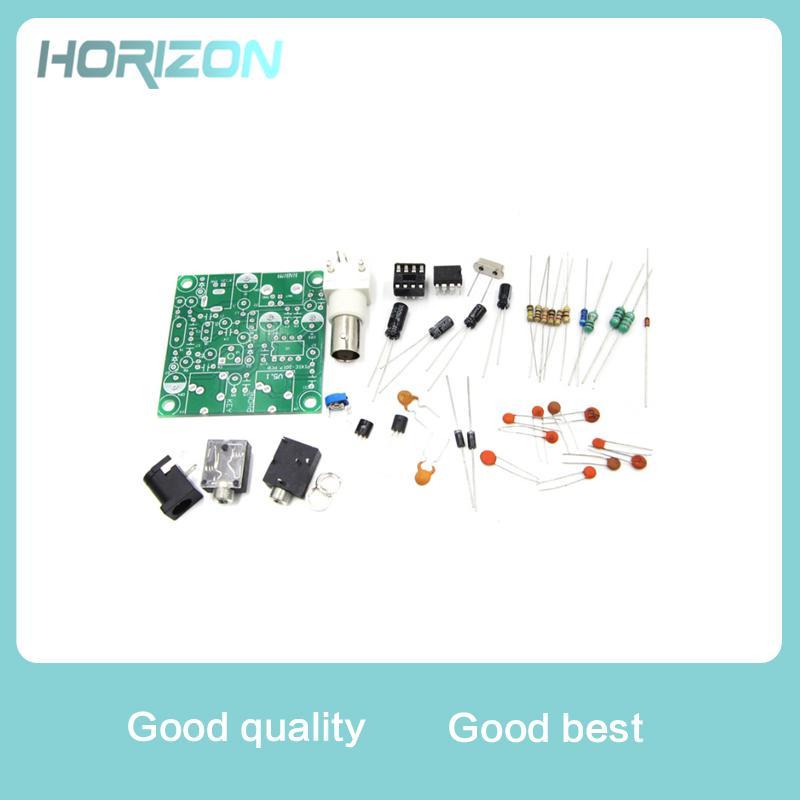 DIY RADIO 40M CW Shortwave Transmitter QRP Pixie Kit Receiver  7 023-7 026MHz Short Wave Transmitter Module