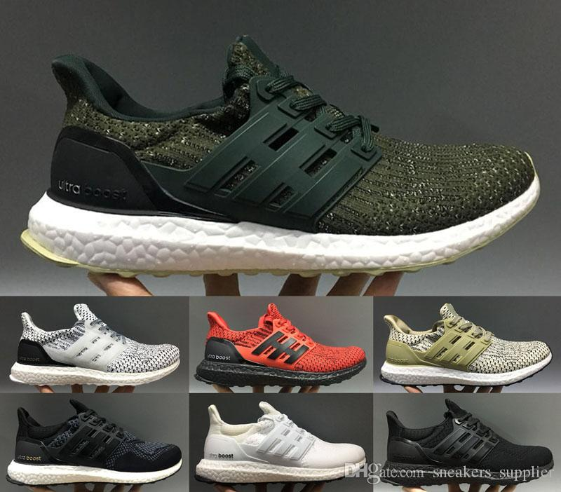 2018 Ultra boost Uncaged Black Sneakers Women Men Running Shoes Youth Trainings cheap store clearance store online real cheap online outlet where to buy cBpMLVgH