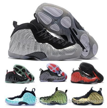 sale retailer 6e9d9 2ff9a Bests Penny Hardaway Basketball Shoes Black Men Chaussure Homme European  Pearl Pro One 1 Shoe Cheap Authentic Sport Sneakers Basketball Gear  Basketball ...
