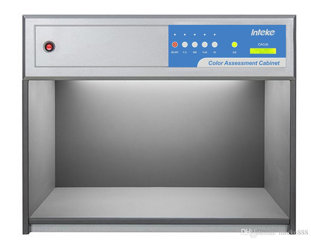 2018 Four Light Source Color Assessment Cabinet / Inteke Light Box Cac4  From Inteke888, $452.27 | Dhgate.Com