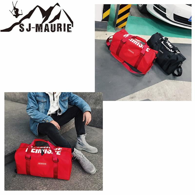 Sports Bag Training Gym Bag Men Woman Fitness Bags Durable Multifunction  Handbag Outdoor Sporting Tote Yoga Gym Bags Cheap Gym Bags Sports Bag  Training Gym ... e79bb41a58
