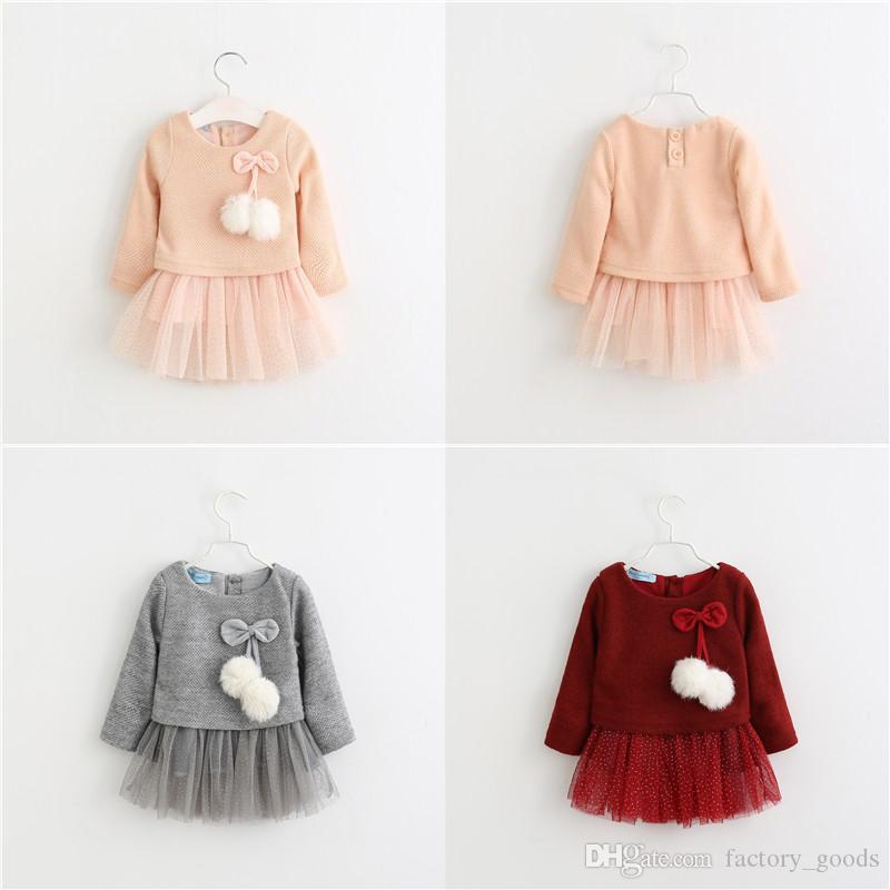 Cute Knitted Dresses