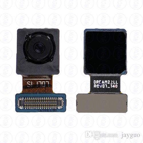 50 PZ OEM Nuovo Fronte Fronte Fotocamera Flex Cable Ribbon Samsung Galaxy S8 G950F S8 Plus G955F DHL libero