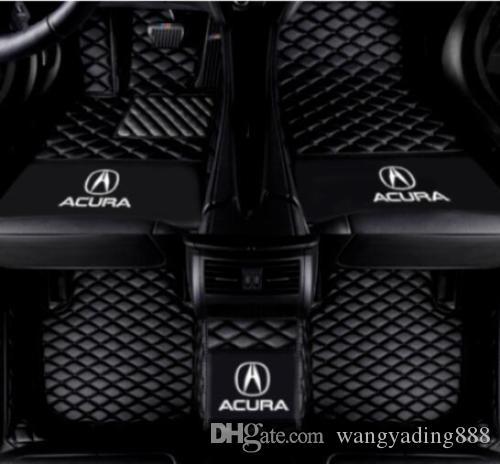 2019 Car Floor Mats All Acura ILX MDX RDX TL RL TLX ZDX