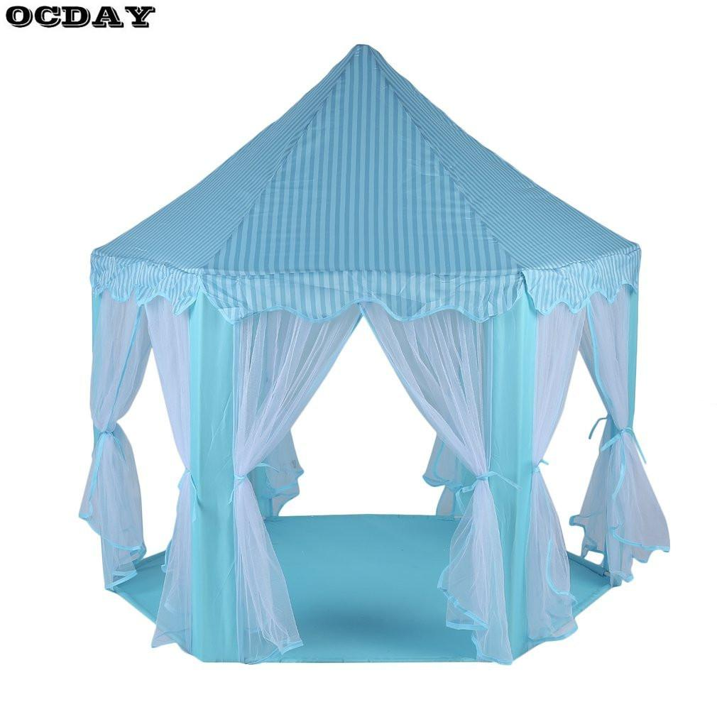 Children Toys Tent Folding Tipi Play House Lovely Girls Princess Castle Outdoor Indoor Playhouse Waterproof Toy Tents For Kids Tent Playhouse Boys Tents ...  sc 1 st  DHgate & Children Toys Tent Folding Tipi Play House Lovely Girls Princess ...