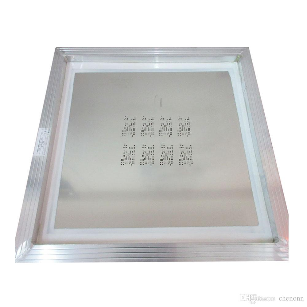 2018 Low Price Factory Smt Steel Pcb Solder Paste Stencil From And Defects Electronics Manufacturing Chenonn 4523